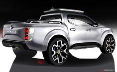 Renault 'Alaskan' Concept