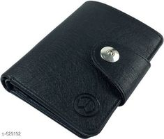 Wallets Stylish Swade & Italian Leather Men's Wallets  *Material* Swade & Italian Leather  *Size * Free Size  *Description* It Has 1 Piece Of Men's Wallet  *Dispatch* 2 - 3 Days  *Sizes Available* Free Size *   Catalog Rating: ★4.2 (252)  Catalog Name: Mens Attractive Swade & Italian Leather Wallets Vol 1 CatalogID_70672 C65-SC1221 Code: 922-629192-