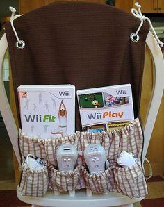 Wii Caddy