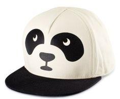 panda cap for @Celine Stefanich