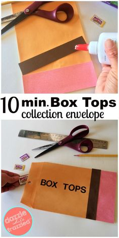 DIY 10-minute Box To