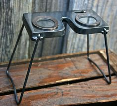 Stereoscopic Magnifier