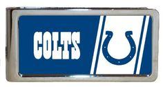 NFL Indianapolis Colts Money Clip Simran International. $7.55. Save 16%!