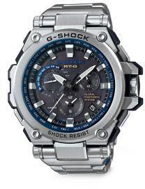 G-Shock Casio MT-G Stainless Steel Bracelet Watch