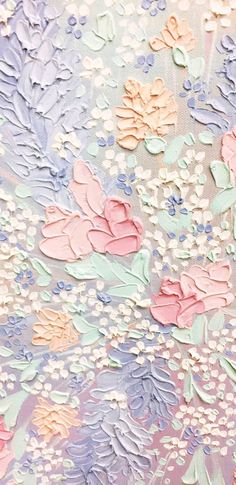 ideas flowers painting acrylic wallpaper for 2020 Iphone Background Wallpaper, Aesthetic Iphone Wallpaper, Flower Wallpaper, Phone Backgrounds, Pattern Wallpaper, Aesthetic Wallpapers, Iphone Background Vintage, Vintage Phone Wallpaper, Vintage Backgrounds