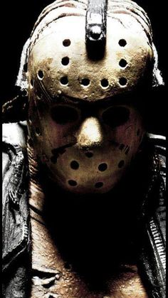 Jason Voorhees-Friday The 13th.............