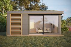 Garden Studios, Offices, Rooms & Buildings, Eco Homes from Pod Space