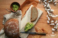 Božský chlieb - Chuť od Naty Butcher Block Cutting Board, Bread, Brot, Baking, Breads, Buns