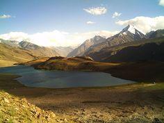 Chandra Tal Lake, Himachal Pradesh