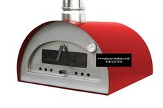 Portable Wood Fired Pizza Oven ** only 43kg ** Many advantages over the Maximus!