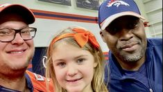 "Check out our experience with Verizon's ""A Day in the Life"" program that featured the Denver Broncos hall of famer Terrell Davis! Colorado Places To Visit, Terrell Davis, Broncos, The Life, Captain Hat, Nfl, Archive, Blog, Nfl Football"