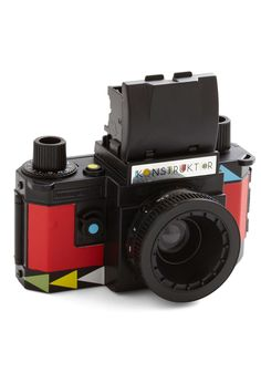 Lomography Konstruktor 35mm SLR DIY Camera Kit | Mod Retro Vintage Electronics | ModCloth.com
