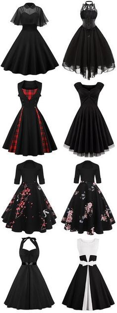 Vintage Dresses, Cheap Vintage Clothing and Retro Dresses for Women Casual Online Trendy Dresses, Cheap Dresses, Cute Dresses, Beautiful Dresses, Dresses Dresses, Party Dresses, Dresses Online, Mode Outfits, Dress Outfits