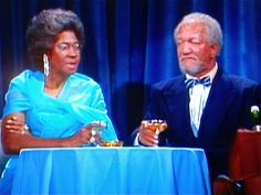 Fred and Ester Sanford and Son