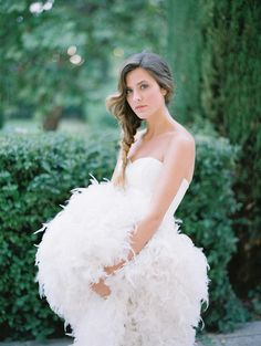 Spanish Bridal Editorial with Santos Costura Gowns