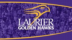 Laurier Golden Hawks!!! Wilfrid Laurier, Company Logo, Dorm Ideas, Senior Year, Hawks, Logos, University, Baseball, Baseball Promposals