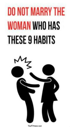 DO NOT MARRY THE WOMAN WHO HAS THESE 9 HABITS Marriage is a huge commitment. You never want to get sucked into a marriage that is going to end up making you downright unhappy and frustrated with yo… Saving A Marriage, Good Marriage, Happy Marriage, Marriage Advice, Cellulite Exercises, Cellulite Remedies, Cellulite Workout, Fat Workout, Workout Plans