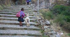 Unterwegs in Cusco