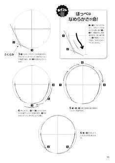 Anime Drawing Books, Drawing Cartoon Faces, Chibi Drawing, Sketching Tips, Drawing Tips, Drawing Sketches, Chibi Tutorial, Manga Tutorial, Art Reference Poses