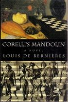 The one and only romantic novel that stands out for me. Not like the film! Captain Corellis Mandolin, Book Lovers, Novels, Romantic, Film, Books, Movie, Films, Libros