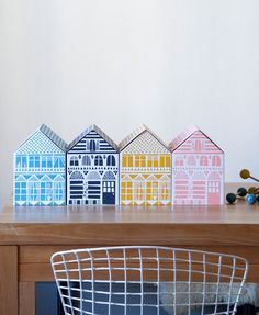 House Boxes | Innovative storage from Famille Summerbelle