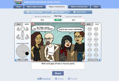 Comics Starring You & Your Friends! How to Make or Hide Bitstrips Comics on Facebook