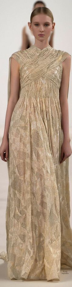 Valentino New York Haute Couture... would look great on skinny Lizzie...