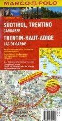 Itálie č.3-Südtirol, Trentino/mapa 1:200T MD -