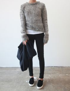 cute and cozy with tennies!! Death by Elocution