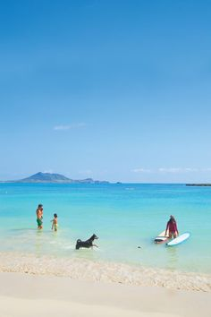 Kailua Beach Park: The Anti-Waikiki - Honolulu Magazine - June 2013 - Hawaii
