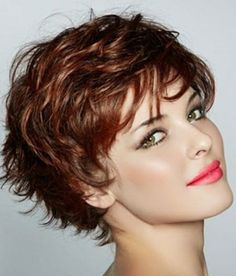 feathered pixie short haircuts for thick hair