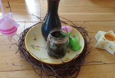 www.arte-dal-fiume.com #easter #decoration #interior #pasen #decoratie #interieur