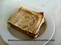 Eating Healthy When Eating Out Low Calorie Recipes, Healthy Recipes, Cocina Light, Dukan Diet, Low Carb Bread, I Foods, Food To Make, Healthy Eating, Snacks