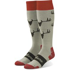 Dakine Mens Freeride Sock Ski- / Snowboard Socken Trophy