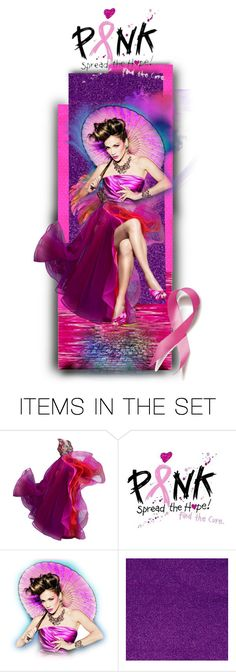 """For Sue and Shannon - stay strong"" by keva-odom ❤ liked on Polyvore featuring art"