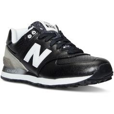 743b6b08163de New Balance Women s 574 Gradient Casual Sneakers from Finish Line (4.370  RUB) ❤ liked
