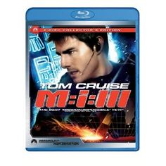Mission Impossible 111 2-Disc Collector's Edition Blu-ray $29.99