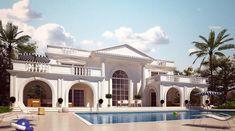 White House Villas by Akkaya Lake in Dalaman, Turkey