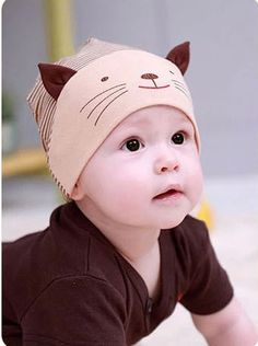 >> Click to Buy << Winter Cute Newborn Photography Props Baby Boy Toodler Striped Stripe Beanies Cotton Baby Cap Cat Beanie Hat #Affiliate