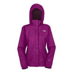 women's resolve jacket, thenorthface.com, $80-90
