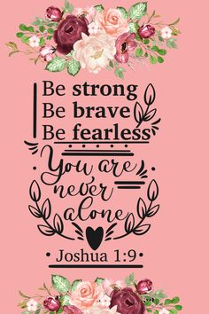The Bible 451345193909544433 - God is always with us, even in tough times. Get inspired through the Bible verses and know that you are never alone. Source by krusegurl Bible Verses For Women, Bible Verses About Strength, Bible Verses About Love, Encouraging Bible Verses, Bible Encouragement, Biblical Quotes, Favorite Bible Verses, Prayer Quotes, Scripture Quotes