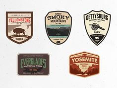 Vector Patches by Jarrett Arant