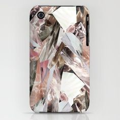 i love my tortoise shell, but this is pretty...arnsdorf SS11 crystal pattern iphone case