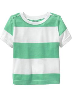 Striped Tees for Baby