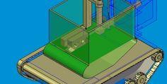 AUTONOMOUS MILITARY TANK Mechanical design Part 4