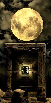 Tarot MAXIMO: The Moon