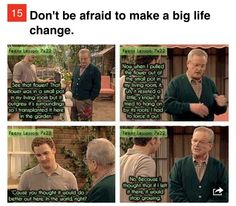 Lessons Mr. Feeny taught me