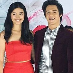 they are perfect for each other  #dolceamore #lizquen #lizasoberano #enriquegil #kingandqueenofthegil #perfecttwo #kingofthegil #queenofthegil #100mostbeautifulfaces2015 #100faces #inlove #inseparable #sweetheart #soulmates #bestfriends #buddiesforlife #togetherforever #lovebirds #cutest #100mostbeautifulfaces #thankyouforthelove cto
