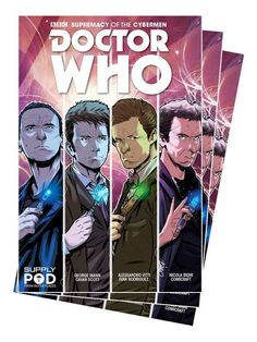 We have a new Time Travel Supply Pod spoiler! Doctor Who The Supremacy of the Cybermen #1 with Exclusive Variant Cover is in the next sci-fi box. Reserve yours today! http://www.findsubscriptionboxes.com/a-closer-look/september-october-2016-supply-pod-theme-spoilers/?utm_campaign=coschedule&utm_source=pinterest&utm_medium=Find%20Subscription%20Boxes&utm_content=September%2F%20October%202016%20Supply%20Pod%20Theme%20Reveal%2C%20Box%20Spoilers%20%2B%20Coupon