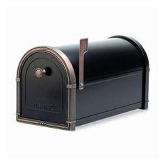 Architectural Mailboxes Coronado Post Mount Mailbox - Mailboxes at Hayneedle
